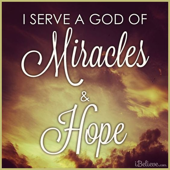 miraclesandhope