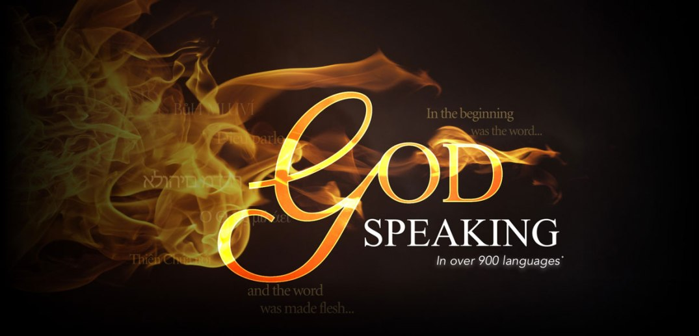 GodSpeaking