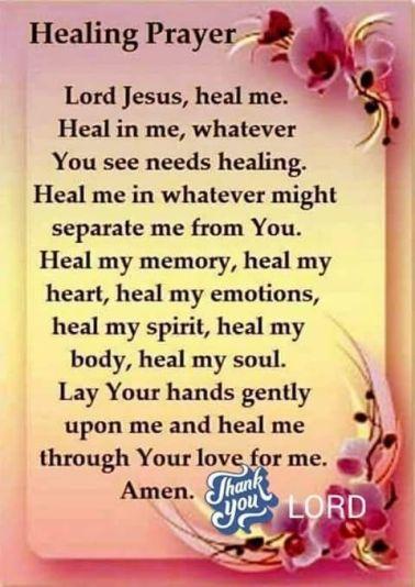 Healing-Prayer